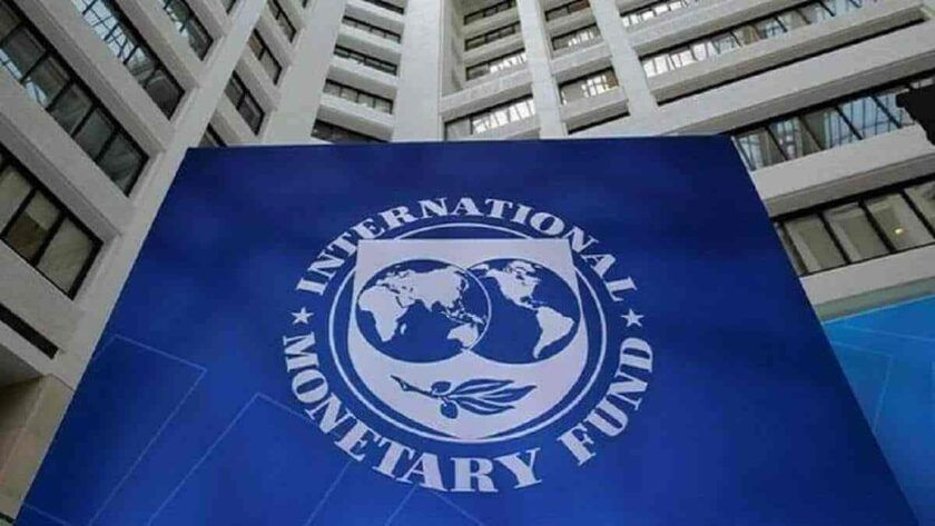 IMF Sees US Inflation Uptrend Risking Tightening Sooner Than Expected