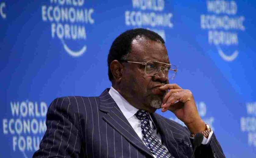 Namibian Economy Not Looking Too Good
