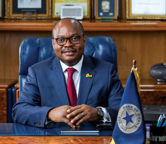 Bank of Ghana to Tighten Monetary Policy as Growth Pressures Ease