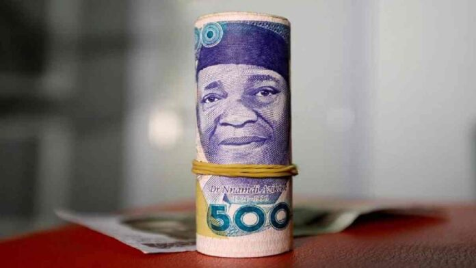 Naira Steady at Investors Window as Foreign Reserves Rise