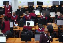 Selloffs in Banking Stocks Drag Nigerian Exchange Lower