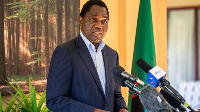 Zambia's Exposure to Chinese Twice Official Statement –Report